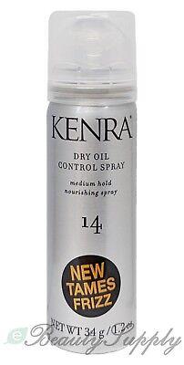 Kenra Dry Oil Control Hair Spray Medium Hold 🌹2~Travel Si