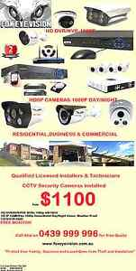 CCTV Camera Security System HD Complete Package 4/8/16 CH Narre Warren Casey Area Preview