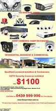 CCTV Security System Cameras HD Complete Package 4/8/16 CH Narre Warren Casey Area Preview