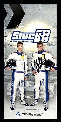 Johannes Stuck Autogrammkarte Original Signiert Motorsport + G 15298