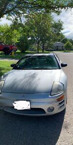 03 Mitsubishi Eclipse GT  Low Kilometres