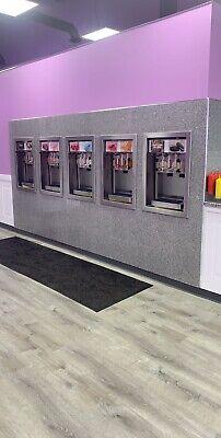 2013 Stoelting F231 Soft Serve Frozen Yogurt Twist Ice Cream Machine- 5 Units