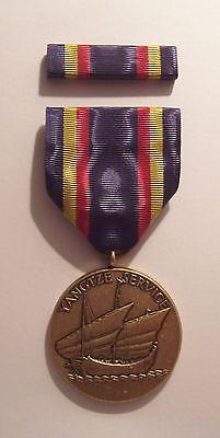 U.S. Marines Yangtze Service Military Medal with RIBBON