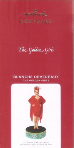 2021 Hallmark  Blanche Devereaux  The Golden Girls