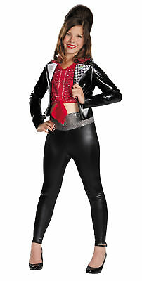 Teen Beach Movie Mack McKensie Deluxe Girls Costume Tween Biker Party Halloween - Teen Beach Biker