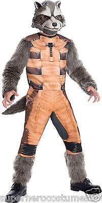 rdians Of The Galaxy Deluxe Child Medium Kostüm Rubies 620003 (Erwachsene Waschbär Kostüm)