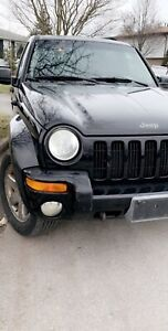2002 limited edition jeep liberty