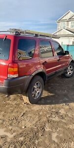 2004 Ford Escape Need Gone Moving