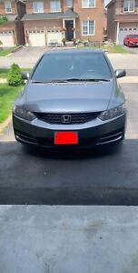 2009 Honda Civic Exl Coupe