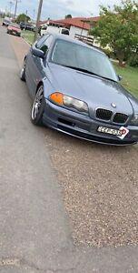 2000 323i E46 BMW