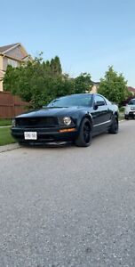 2005 mustang looking for trades