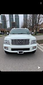 2008 Infiniti  QX56 - pickup in Mississauga near Sq1