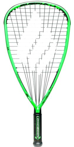 Ektelon Longbody 165 Racquetball Racquet Grip Size SS(3 5/8) (Warranty from USA)