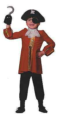 Pirate Captain -character, musical theater, halloween costume