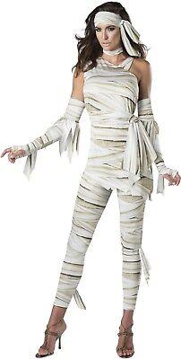 Adult Egyptian Mummy Undead Costume  - Egyptian Mummy Costume