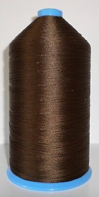 Heavy Duty Polyester - 207-T210 Amber Heavy Duty Polyester Thread for Leather/Canvas/Awning, Etc.