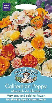 300 Semi MR fothergills-Fiore-papavero della California Carmine King
