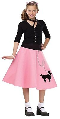 Child 50s Poodle Skirt Costume ](Poodle Skirt Kids)
