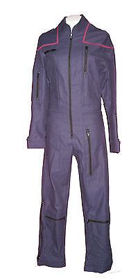 Uniform Overall STAR TREK Enterprise NX-01 XXL - rot - original Replica - (Original Star Trek Uniform)