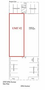 Retail/Warehouse Space for Lease - #2&#4 2707