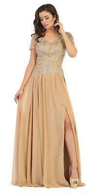 SPECIAL OCCASION FORMAL DRESSES MOTHER OF THE BRIDE GROOM DESIGNER EVENING GOWNS