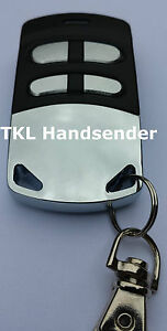 universal garagentor handsender 433 mhz und 868 mhz torantrieb 433 92 mhz 868 3 ebay. Black Bedroom Furniture Sets. Home Design Ideas