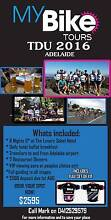 Cycling Holiday Tour at the Tour Down Under 2016 Adelaide Ipswich Ipswich City Preview