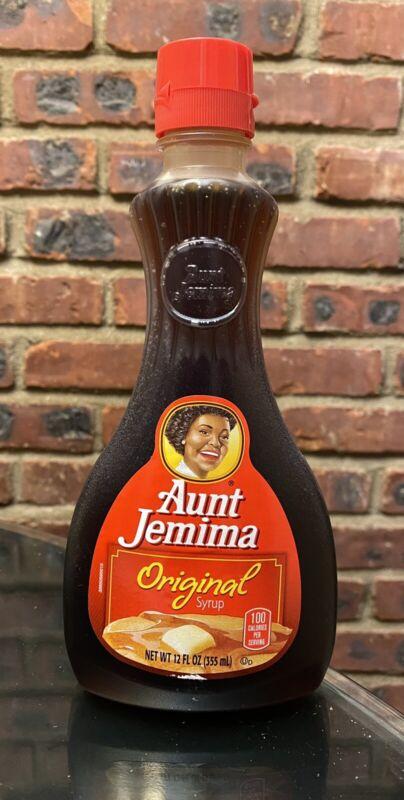 Auntie Jemimas Pancake Original Syrup - 12oz