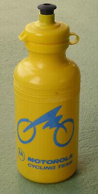 NOS ORIGINAL BIANCHI CYCLING TEAM WATER BOTTLE by ELITE 90s VINTAGE BIDON