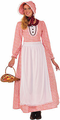 Adult Pioneer Woman Costume Standard (Amish Woman Halloween Costume)