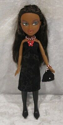 "Made to fit 9½"" BRATZ #20 Dress, Purse & Necklace Set, Handmade Doll Clothes"