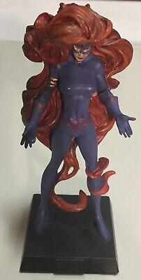 Eaglemoss Marvel lead figurine and magazine - #43 MEDUSA - damaged Lead Figurine Magazine