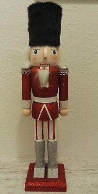 London Coldstream Guard Christmas Nutcracker Soldier