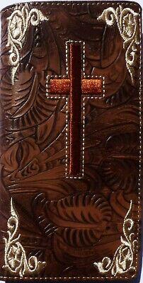 Cross Mens Wallet Texas Western Bifold W058 -