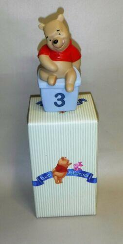 Winnie the Pooh  ~ Birthday Figurine ~ #3 Winnie the Pooh ~ Cake Topper