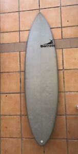 Chris Garrett Carbon Fibre Quad/Thruster Surfboard