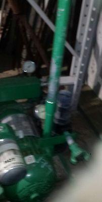 Bullard Free Air Pump Respiratory Confined Space Breathing Unit Ambient Air