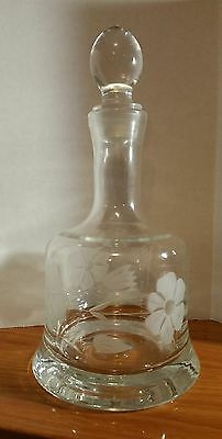 Графин Vintage Crystal Liquor Wine Decanter