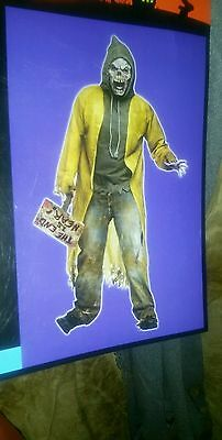 zombie walker mens costume osfm new