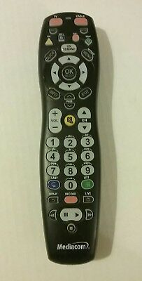 2020B1 B2 Mediacom Remote Control For Tv Cable Box On Demand Used Replacement Nr