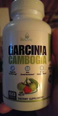 100% Pure Garcinia Cambogia Extract HCA Weight Loss for Women and Men Best