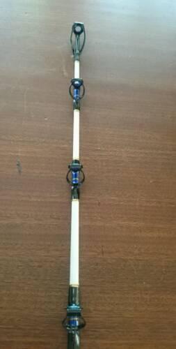"6ft 6"" RAIL Rod Tuna Rod 30/100 LB San Diego #38"