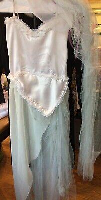 Corpse Bride Costume Child (Child's Corpse Bride Costume)