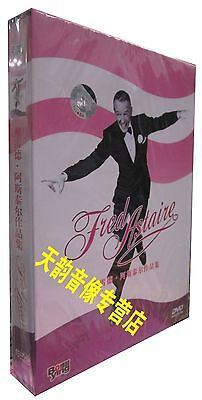 Brand New Fred Astaire Classic Movie Collection 10DVD Box Set