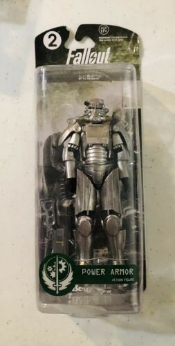 Fallout Funko Legacy Action Power Armor Action Figure