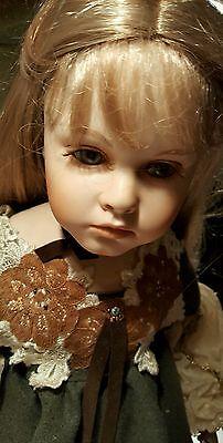 Mundia Doll Porcelain 19 Inch