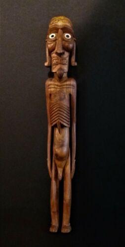 Art Oceanian Moai Kavakava Easter Island Rapa Nui Eyes Obsidian