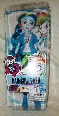 Hasbro My Little Pony Equestria Girls Rainbow Dash Doll NEW IN BOX!