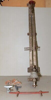 Delta 54 Long Wood Turning Lathe Collectible Woodworking Spindle Bench Tool