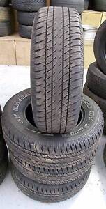 4 x 235 70 16 GT Radial tyre Holden Ford Toyota mitsubishi Ferntree Gully Knox Area Preview